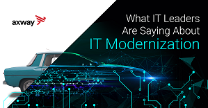 What is IT Modernization